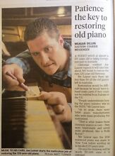 Piano Tuning, Repairs, Restoration, Sales - Fully Qualified Perth CBD Perth City Preview