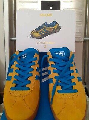 Adidas Malmo size UK 9.5 hamburg Liverpool gazelle City Series Spezial