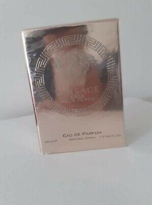 Versace Eros Pour Femme 50ml Women's Eau de Parfum Spray