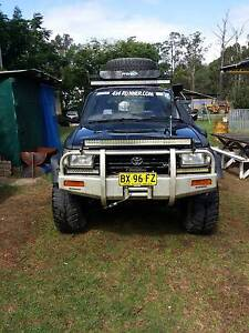 """Toyota 4 Runner 4x4 35's 4"""" Lift baja claws hilux surf wagon Londonderry Penrith Area Preview"""