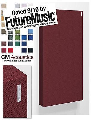 CM Acoustics CM486 Broadband Absorber / Bass Trap Panel 1200x600x125
