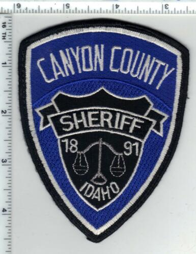 Canyon County Sheriff