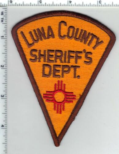 Luna County Sheriff (New Mexico) 1st Issue Shoulder Patch