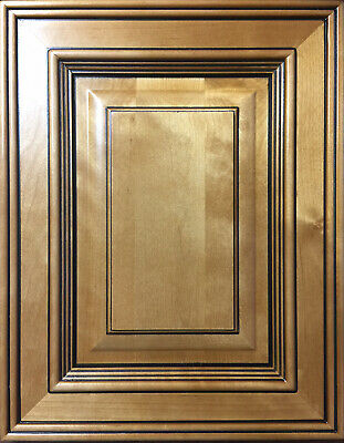 Amber Glazed Kitchen Cabinets-SAMPLE DOOR -RTA-All wood, IN STOCK-SHIP QUICK