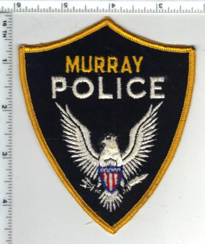 Murray Police (Kentucky)1st Issue Shoulder Patch