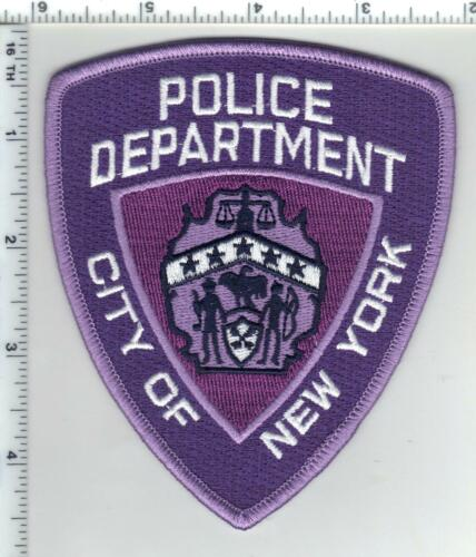 Domestic Violence Police Department Shoulder Patch (may be worn in April)