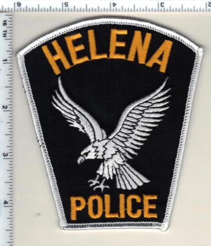 Helena Police (Alabama) Shoulder Patch - New from 1989