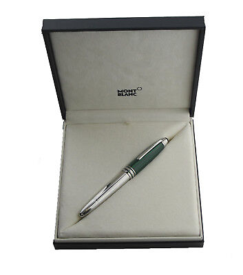 Montblanc Fountain Czar Nikolai Legrand Platinum Fountain Pen 18Kt F Pt In Box *