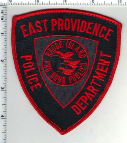 East Providence Police (Rhode Island) 2nd Issue Shoulder Patch