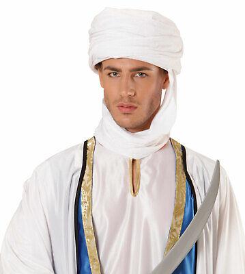 Arabischer Turban NEU - Karneval Fasching Hut Mütze Kopfbedeckung