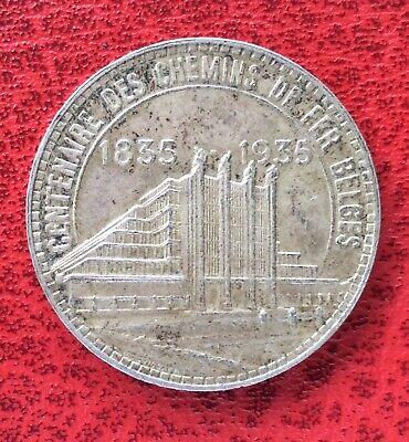Belgique - Léopold III -Très Jolie 50  Francs 1935 Fr Pos.B - Exposition1935 (2)