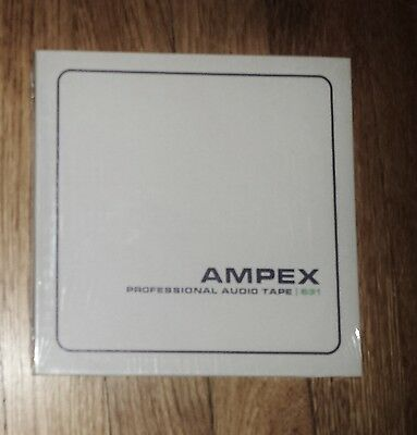 """1/4 """" AMPEX 631 PROFESSIONAL RECORDING TAPE"""