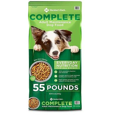 Member's Mark Complete Adult Maintenance Dry Dog Food (55 (Adult Maintenance Dog Food)