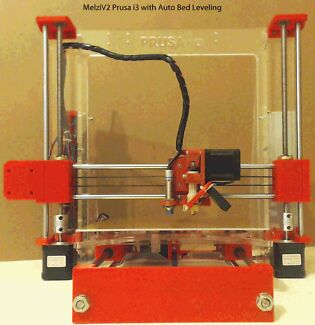 3DMakerbits FULLY ASSEMBLED:   MelziV2 Prusa i3 3D Printer Adelaide CBD Adelaide City Preview