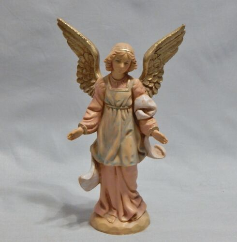 "Fontanini Nativity  5"" Standing Angel"