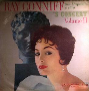 DISCO-33-GIRI-RAY-CONNIFF-039-S-CONCERT-VOLUME-II