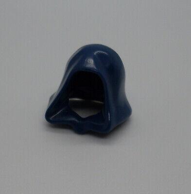 Lego Kapuze für zB Star Wars Figuren blau blue ( Mütze ) Neu