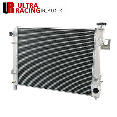 Aluminum Performance Radiator For 2003-2008 Dodge Ram 1500 Van 5.9L 4.7L V6 V8