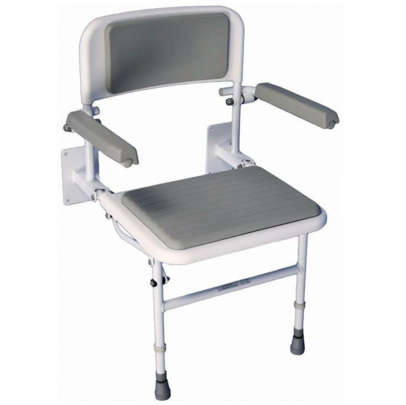 Wall Mounted Shower Seat Ebay
