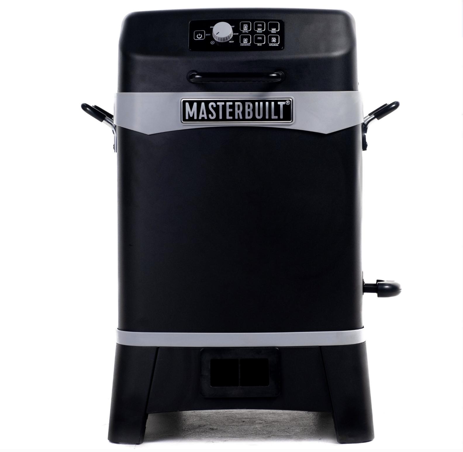 🔥 Masterbuilt Outdoor Air Fryer 7-in-1 Turkey Bake Roast