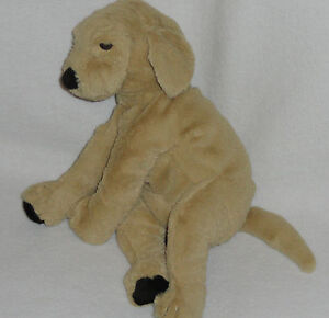 IKEA Gosig Golden Retriever Lab Plush Tan Brown Puppy Dog Stuffed Animal Toy  eBay