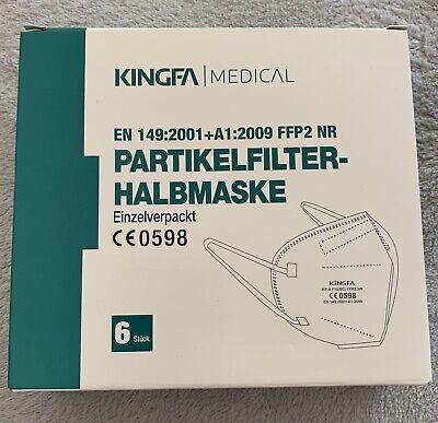 masken mundschutz waschbar FFP 2 Maske 6er Pack! 8 Euro! 6 er Pack! Hygiene