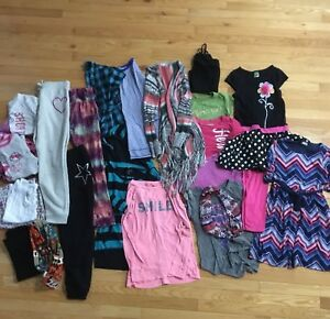 Girls lot size 10
