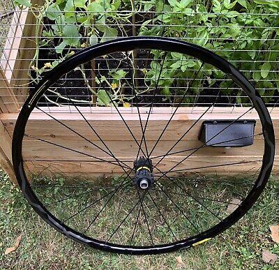 "HED Tomcat 99-45-0405 650B 27.5/"" Rear Wheel 584 x 21 C Tubeless"