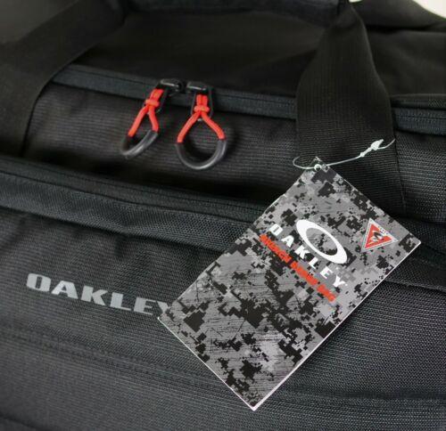 Oakley Breach Range Black SI Durable Bag 92801-001Tactical Carry Firearm Ammo