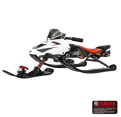 Yamaha FX Nytro Lenkschlitten Schlitten Ski Bob Rodel Kinderschlitten Kinder neu