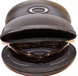 oakley oil rig sunglasses accessories  oakley genuine oil rig/oil drum ballistic nylon hard case no sunglasses!