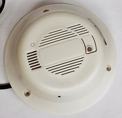 HD-TVI 1080p /  ALL-IN-ONE Functional Smoke Detector Camera