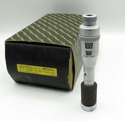 Brown Sharpe Style B Intrimik Digital Inside Micrometer 1-1.2 .0002 Grad