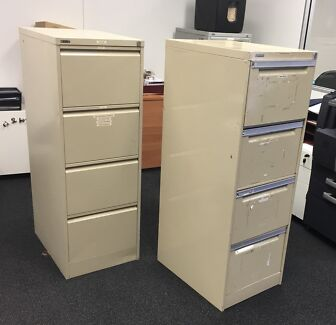 Filing Cabinets - Ex Business