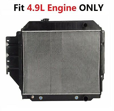 RADIATOR 1329 Fit 1980-1991 FORD E-150 ECONOLINE VAN 4.9L L6