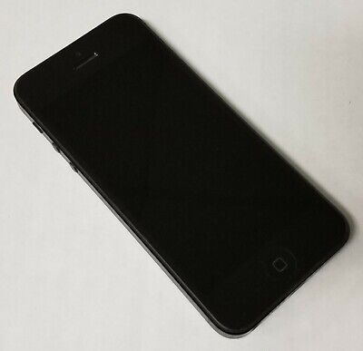 Apple Iphone 5 Canada Bell IOS Smartphone 16GB Black