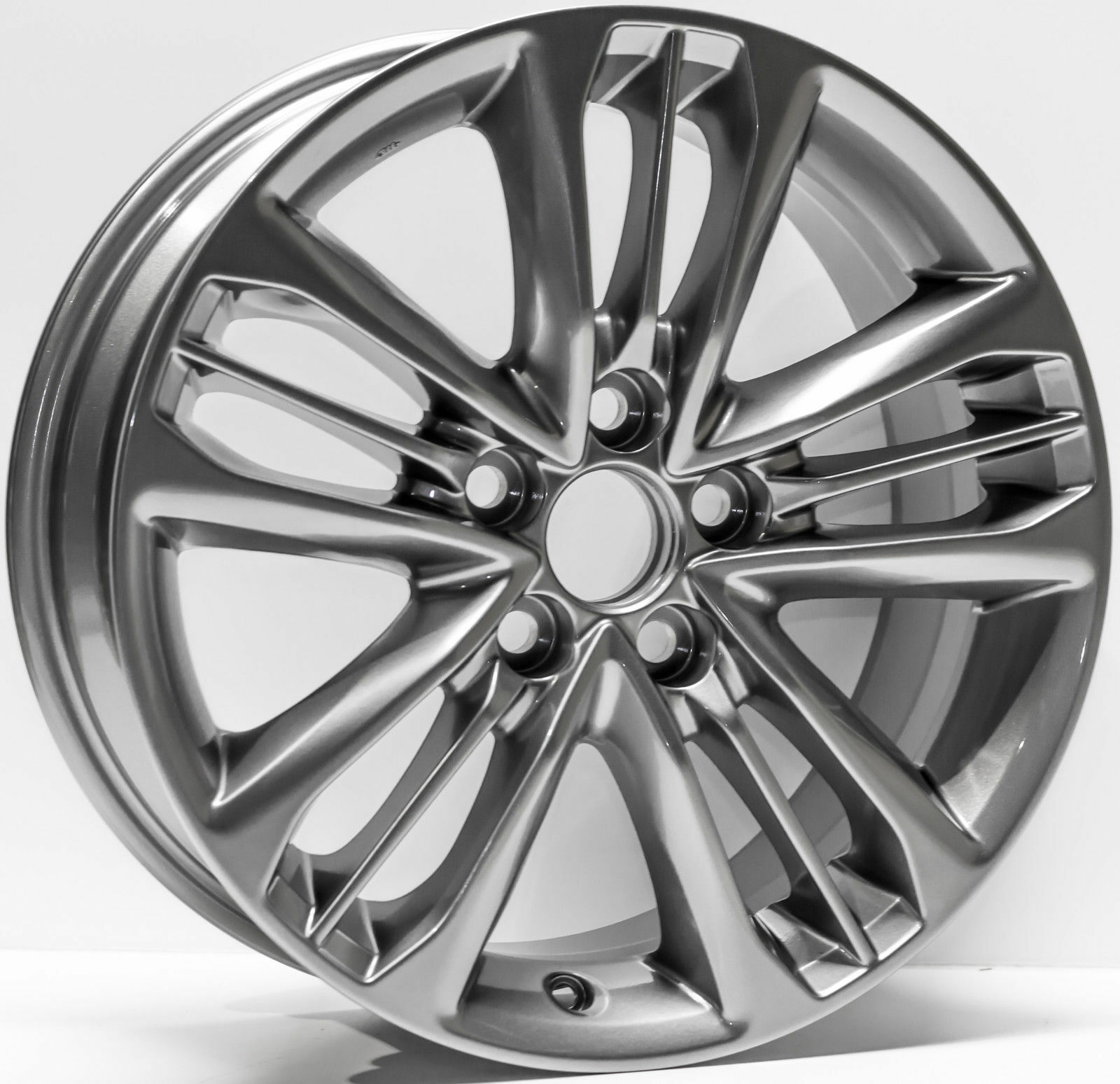 "New 17"" Replacement Alloy Wheel Rim for 2015-2017 Toyota Camry 75171"