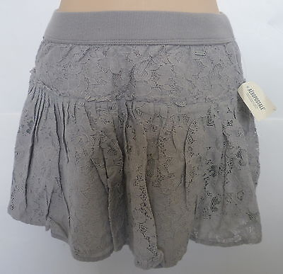 Womens AEROPOSTALE Solid Lace Woven Skirt NWT #2330 - Lace Woven Skirt