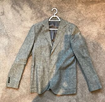 Summer mens grey jacket Medium size