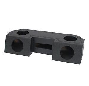 Q-POWER-QATV650-ATV-QUAD-6-5-034-Speaker-Enclosure-Single-DIN-CD-Receiver-Slot