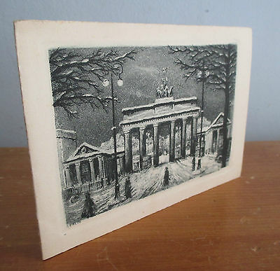 1930s Notecard, Max & Lee Schmid to Frank & Olive Seaman, Yama Inn, Napanoch, NY