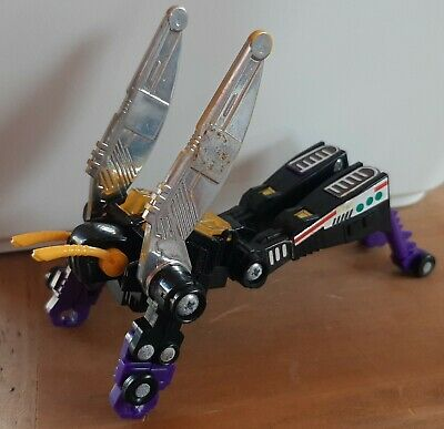 Vintage 1985 Transformers G1 Insecticon Kickback figure