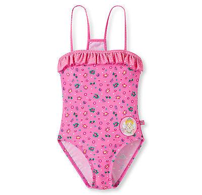 SCHIESSER AQUA LF 40+ Mädchen Badeanzug Prinzessin Lillifee 98 104 116 128 NEU
