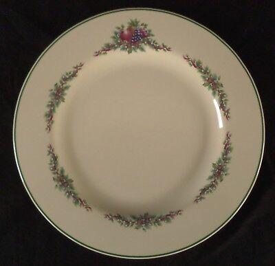 "Pfaltzgraff China USA - HOLLY JOY - 10-1/2"" Plate/s * Christmas - Holiday"