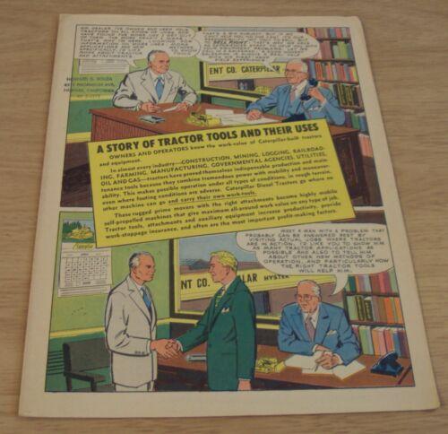 RARE 1952 COMIC Illustrated