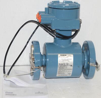 New Rosemount Magnetic Flowmeter Model 8705t