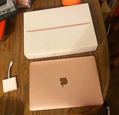 Apple MacBook 12'' 256 GB Rose Gold Laptop - MMGL2LL/A