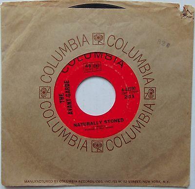 Avant Garde  Naturally Stoned Columbia 45 Psych Soft 60S Hear