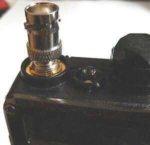 BNC Female to SMA Female Adapter BNC F to SMA F WOUXUN: KG-689, KG-699E, KG-UVD1