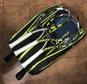 Professionally Customized Tennis Racquets